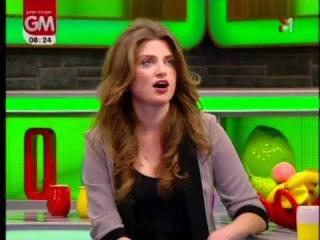 Директор Speak Up Мария Богинская в эфире канала M1