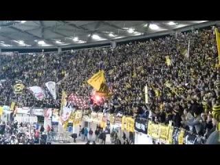 Ультраправые фанаты Динамо Дрезден
