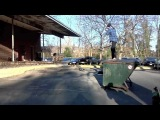 Zack Gerber - Flair to Fakie off of Loading Dock