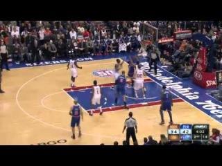 NBA CIRCLE - New York Knicks Vs Philadelphia 76ers Highlights 26 January 2013 www.nbacircle.com