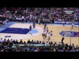 Dwyane Wade kicks Ramon Sessions in the balls - Heat @ Bobcats 12/26/12
