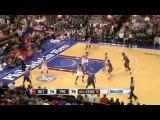 NBA CIRCLE - Detroit Pistons Vs Philadelphia 76ers Highlights 10 December 2012 www.nbacircle.com