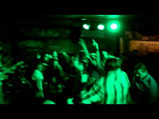 Shamrocks band from Kiev, Bully in the Alley, Live, Dugout 13 01/09/12