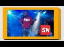"""Kendrick Lamar Performs """"Poetic Justice"""" on SportsNation"""