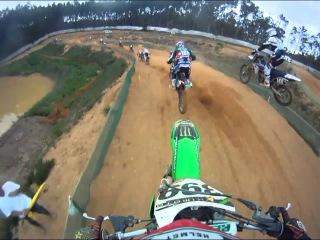Motocross Agueda 2011 GoPro 960 HD