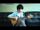 Big Bang Blue Sungha Jung guitarlele
