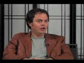 Rainn Wilson auditions for THE DIVING BELL AND THE BUTTERFLY