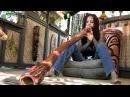 Drifting Resonance Eddy Burra Eucalyptus Unpainted Didgeridoo