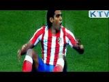 David Villa vs Radamel Falcao 2013 | Monster S Battle