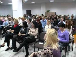 Гадецкий  Лекция в Краснодаре