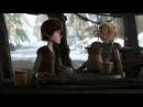 Драконы: Дар Ночной Фурии: Як-ногг - Отрывок HD 1080p
