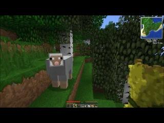 Minecraft 1.4.7 Survival Island (Coop) [Серия 4]