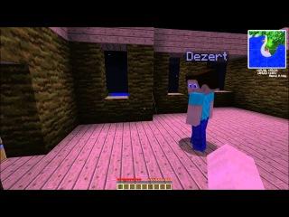 Minecraft 1.4.7 Survival Island (Coop) [Серия 2]