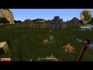 Minecraft 1.2.5 Millénaire [Серия 3]