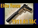 Elite Force 1911 A1 Tactical - A Killer CO2 Airsoft Pistol