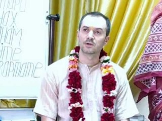 Bhadjan Dja Radha Madhava - Sudama Vipra prabhu (Novosibirsk)24 03 2013.