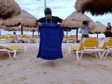 Criss Angel: Mindfreak - Beach Trick 2