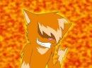 Warriors cats Firestar| Коты Воители Огнезвёзд - Feuer frei!