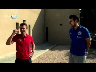 Сборы в Дубае: что такое тренировочный центр «Зенита» /20 января 2012/