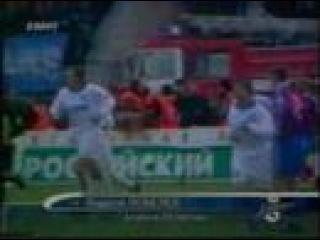 Футбол: Чемпионат России ЗЕНИТ- ЦСКА 6:1