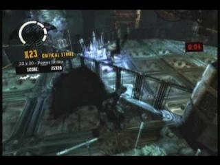 Batman: Arkham Asylum - прохождение боевых испытаний (Combat Challenge) карта