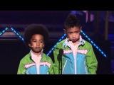 Future Funk ~ America's Got Talent 1st Semi-finals