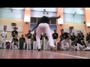 Real Capoeira Competition Final yellow/minitor