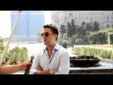 Zeljko Joksimovic - Intervju - Baku Eurosong Azerbaijan