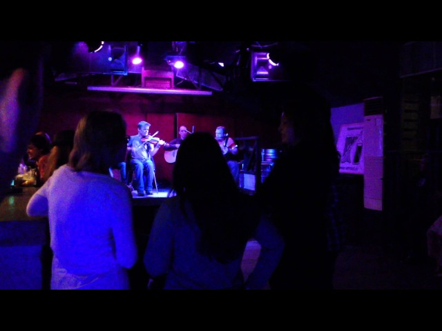 BLIND HARPER Вермель 18.09.12 04 Keyreel solo - Hornpipes