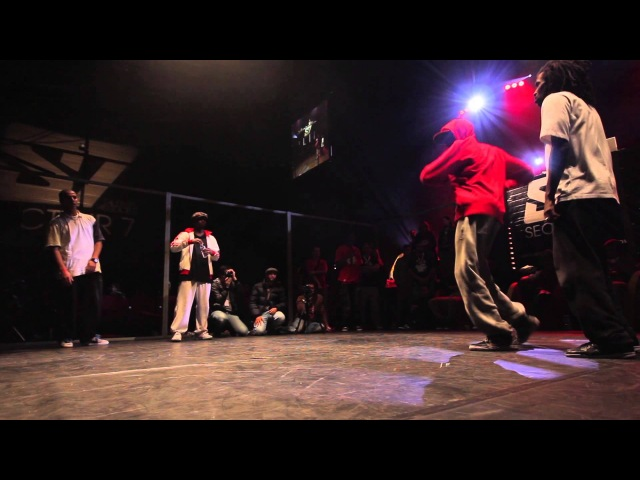 BATTLE RING 2012 Icee Boubou vs Paul Ereck Cecef Finale Newstyle