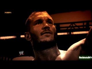 Randy Orton - Voices - 2012