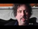 Интервью Тима Бертона на выход  Суинни Тода 2008 годzzz