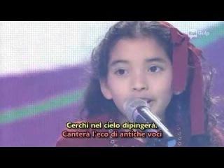 Verso l'aurora - Lo Zecchino d'Oro 2012 - con sottotitoli
