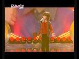 Il canto del gauchito - Zecchino d'Oro Show 2012 09.12.2012
