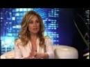 Lara Fabian parle de Melle Zhivago chez Benezra