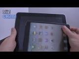 Макет 7,85-дюймового iPad mini запечатлен на видео