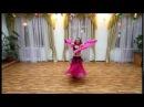 Восточные танцы, Донецк - Ферюза - Е.Чаркина - 30.12.12