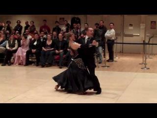 Giampiero and Anna - Tango Show Dance - BADC 2010