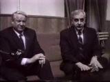 გამსახურდია-ელცინი, ყაზბეგი, 23.03.1991