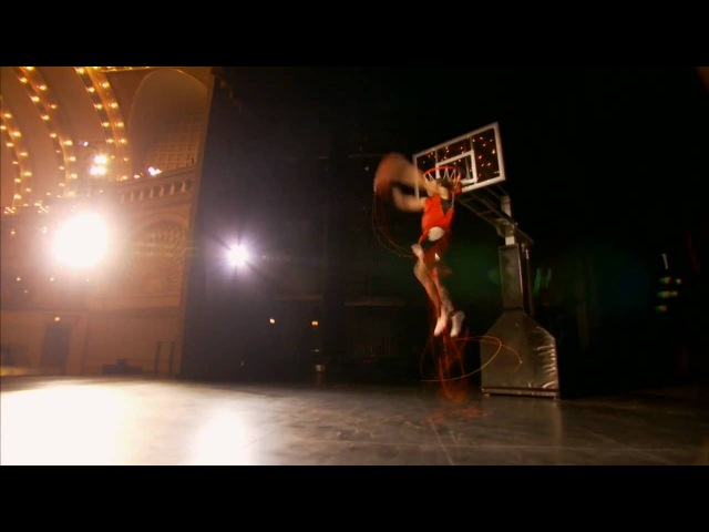 TFBDunks CBS Show Opening Featuring 61 Kasper Nuttin But Stringz