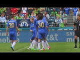 | HD | Chelsea VS Seattle Sounders 4 2 All Goals USA SOCCER TOUR 19 07 2012