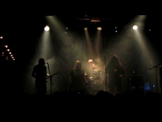 Katatonia - Deadhouse LIVE@StickyFingers, Göteborg, 13 nov 2012