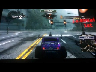 Burnout Paradise - 1.31.20 on Root Canal