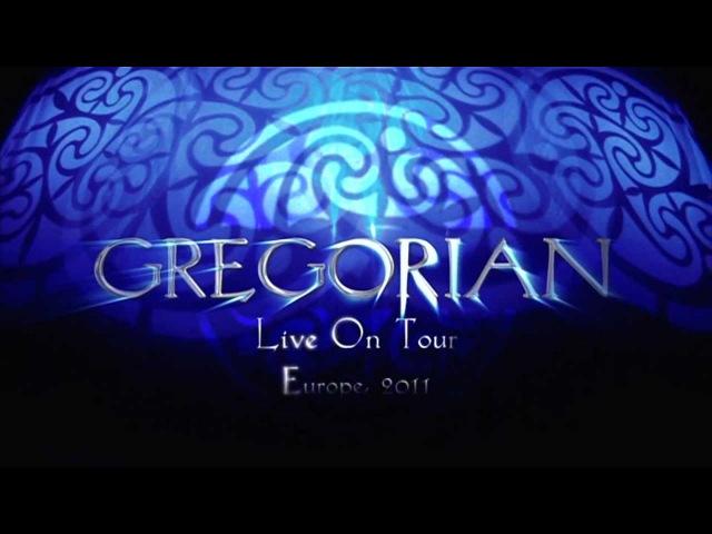 Gregorian 1. - Nothing Else Matters (HD) Live