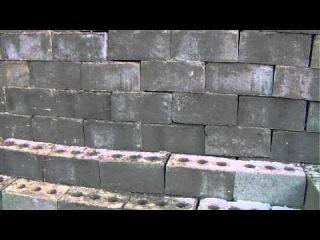 Пескобетонные и керамзитобетонные блоки.