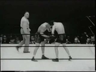 Джо Луис vs Билли Конн (18.06.1941) 1-ый бой