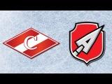 ТМ. Спартак - Атлант 5:1 | FR. Spartak - Atlant 5:1