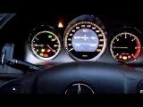 Mercedes C180 Cdi Cold Start !! W204