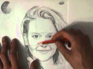 урок 5. пропорции человеческого лица. Уроки рисования