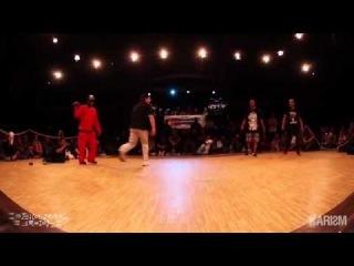 Battle - Finale Break - Junior - Mounir Vs Morris - Lilou